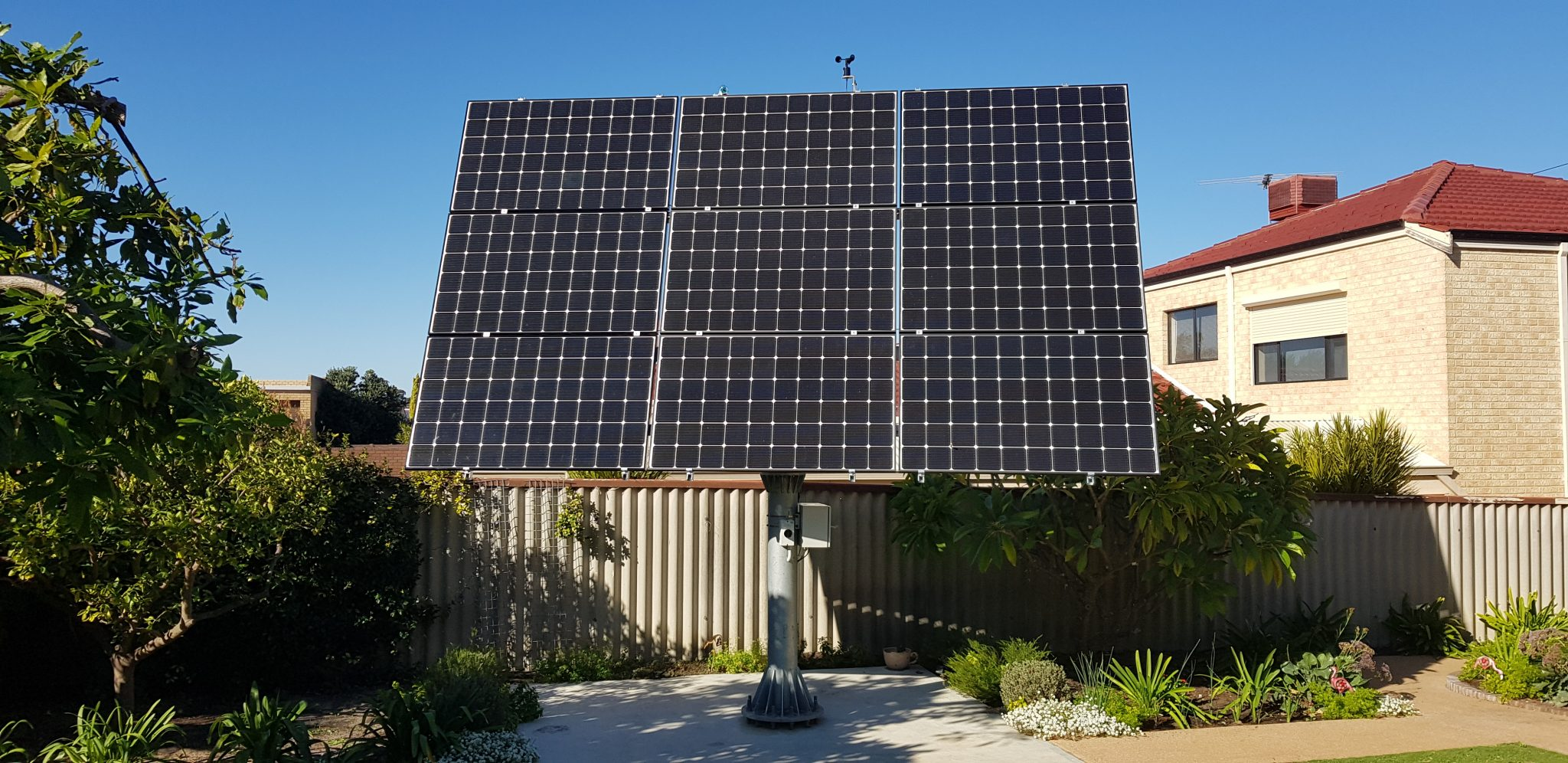 3kW Solar Tracker Supply Install and Service