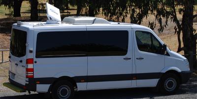 satkingpro camping caravan satellite dish